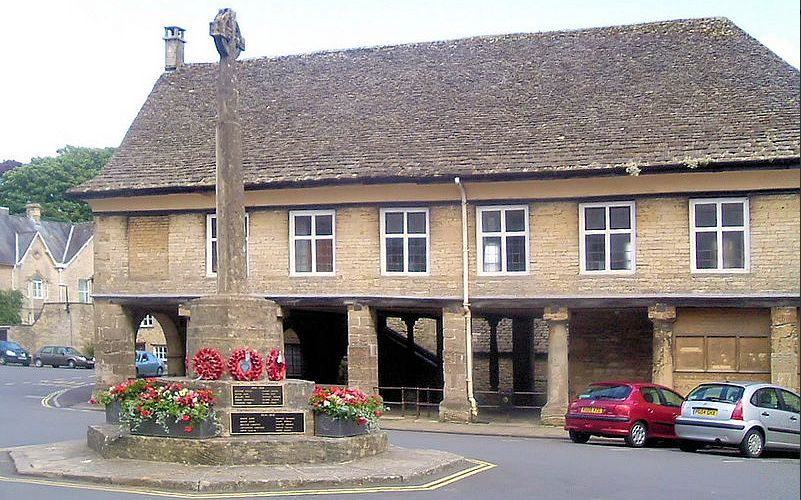 Market House today
